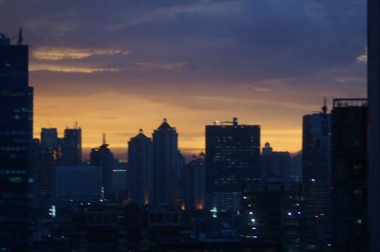 One nightfall of Jakarta [2012: E O]