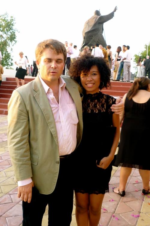 Ed and I  [2009: JB]