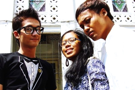 Yusak, I and Adit [Semarang, 2009]