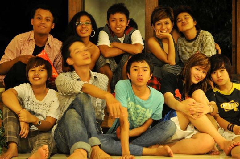 Student's life [Yogyakarta, 2009]