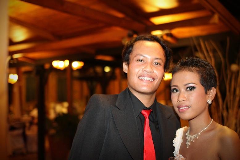 Adit and I [Yogyakarta, 2011]