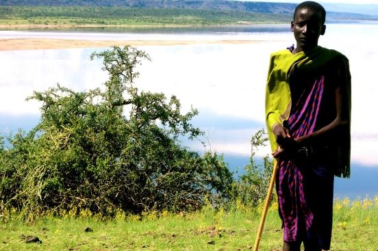 Maasai Boy [2009: Oktofani]