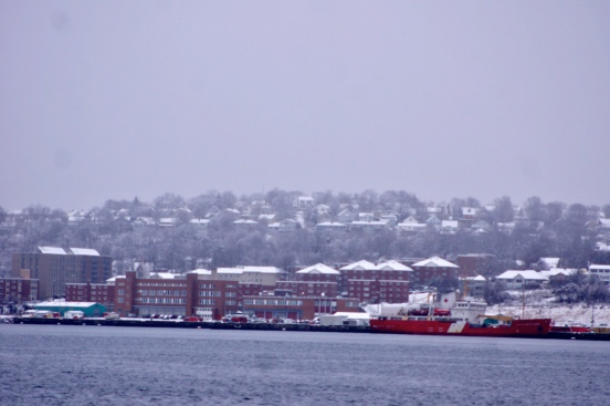 The View of Dartmouth from Halifax, Nova Scotia [2011: Oktofani]