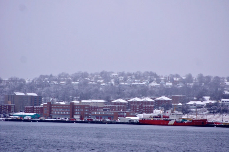 The View of Dartmouth from Halifax, Nova Scotia [2011: Oktofani]