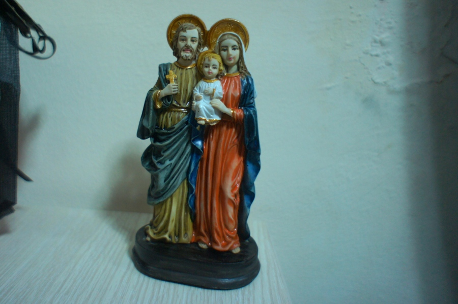 The Holy Family of Nazareth [2013: Oktofanu]