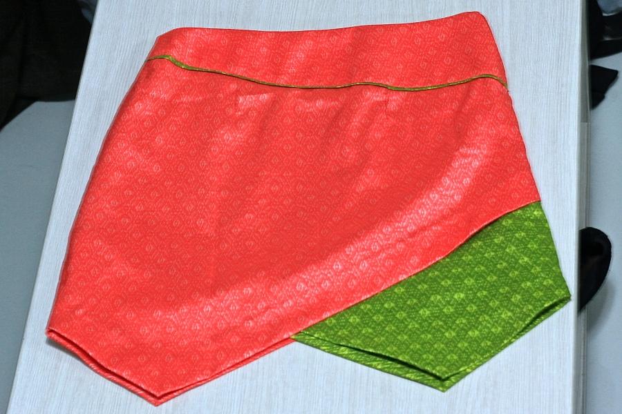 Abhaya skirt [2013: Oktofani]