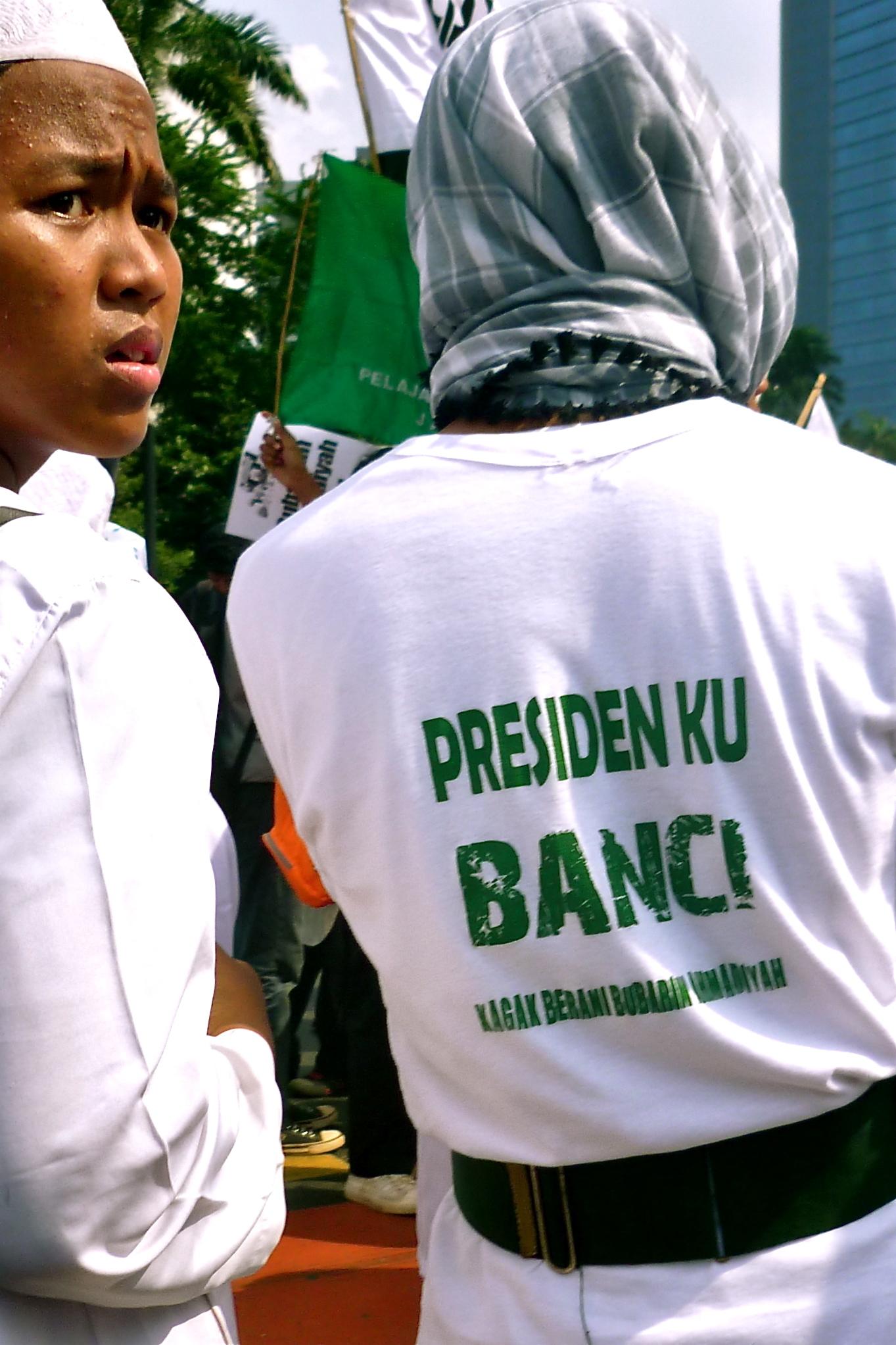 Susilo Bambang Yudhoyono Catatan Fani