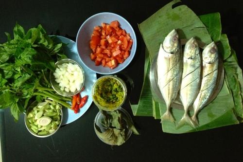 Pepes Ikan Kembung [2013: E O]