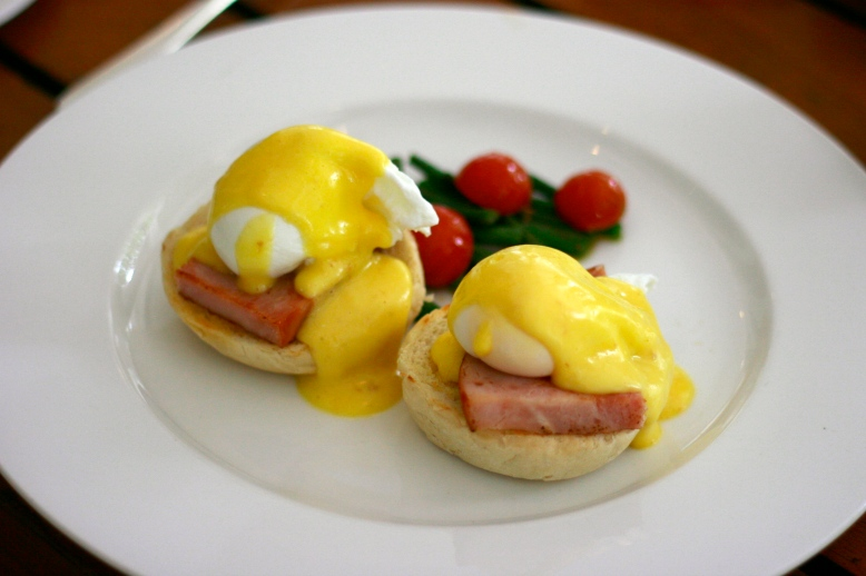 Egg Benedict day [2013: Oktofani]