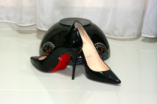 Black Pigalle Shoes Christian Louboutin [2013; E O]