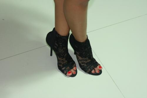 Dolce & Gabbana Lace Heels [2013: E U]