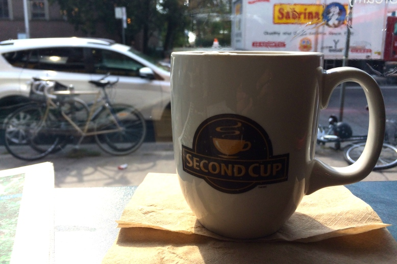 My first cup of second cup [2014: EO]