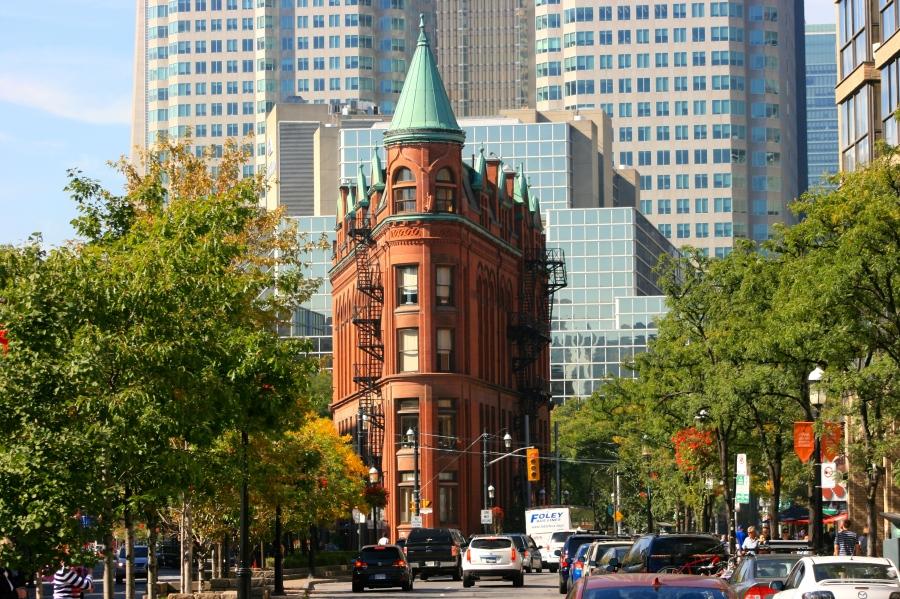Downtown of Toronto [2014:EO]