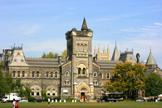 The University of Toronto [2014: EO]