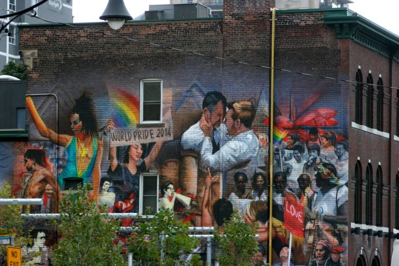 It is just love between two human regardless of gender [2014: EO]