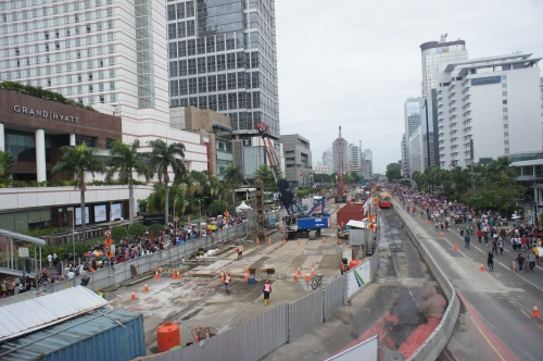 Jakartans Will Have MRT soon [2014: E O]