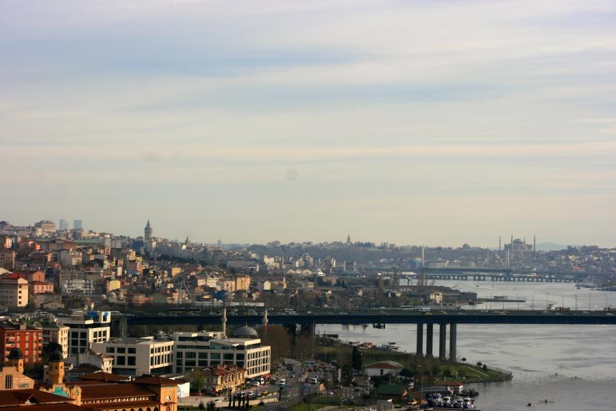 The city of Istanbul [2015: E O]