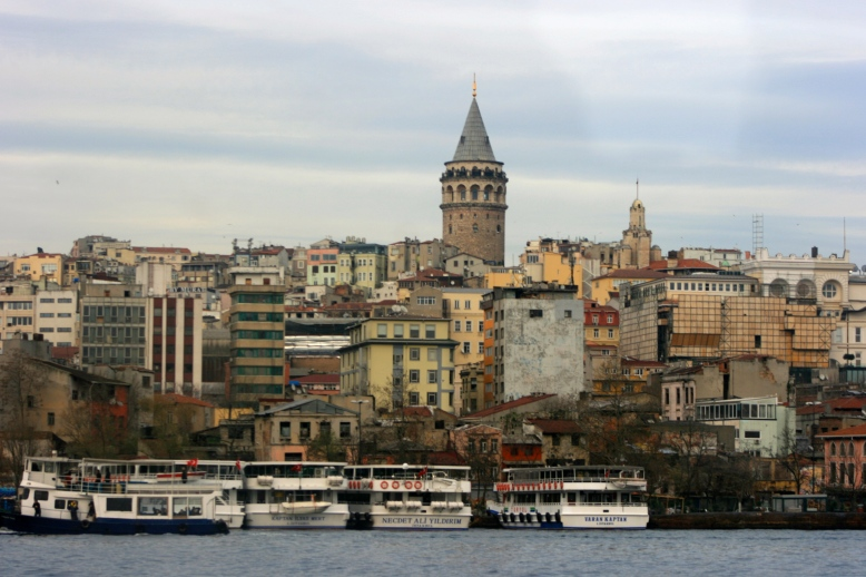 Caught Galata Tower in The Frame [2015: E O]
