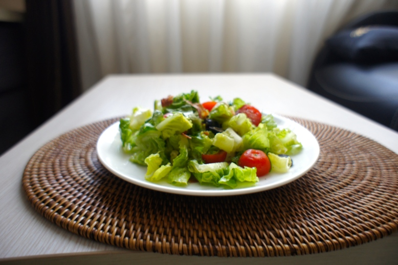Mix vegetable with feta cheese [2015:EO]