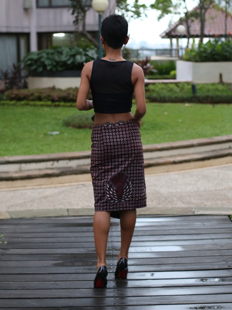 Rocking Sidomukti Skirt [2015: CP]