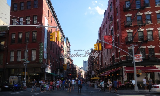 The Little Italy of NYC [2015:EO]