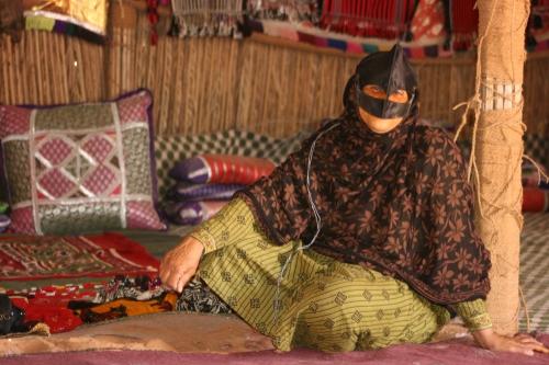 Beduin Lady [2015: EO]