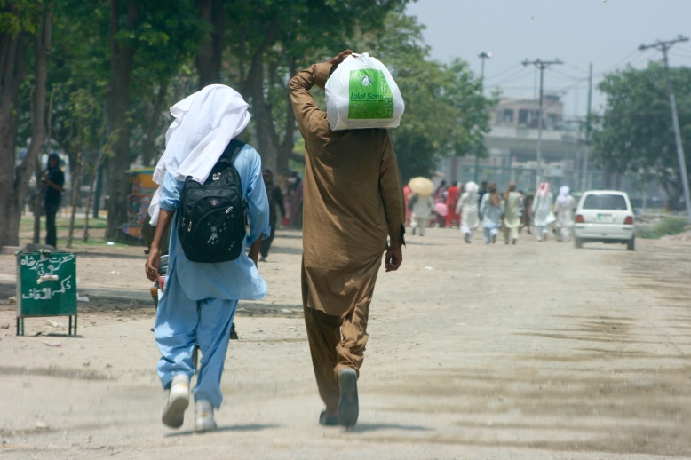 This is certainly not an easy life for average Pakistani especially during the summer [2015: EO]
